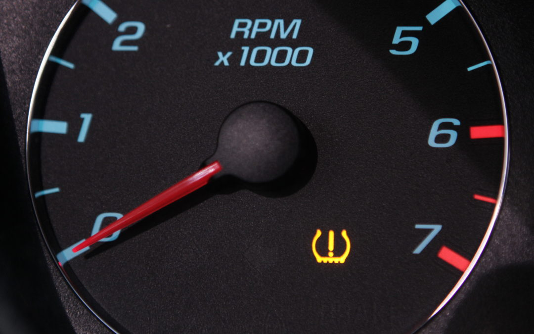 What is my TPMS light telling me?