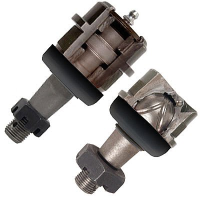 Ball Joints and Tie Rods the Inside Scoop